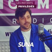 Logo of the podcast SUNA interview dans Les Instants Privilégiés Hotmixradio.