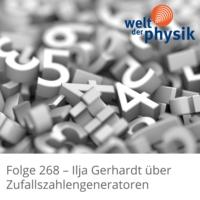 Logo of the podcast Folge 268 – Zufallszahlengeneratoren