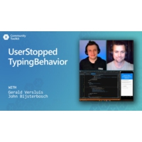 Logo du podcast User Stopped Typing Behavior (Xamarin Community Toolkit) | The Xamarin Show
