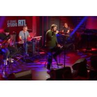 "Logo of the podcast Patrick Fiori en concert dans ""Le Grand Studio RTL"""