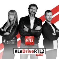 Logo of the podcast #LeDriveRTL2 (03/11/20)