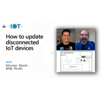 Logo du podcast How to Update Disconnected IoT Devices | Internet of Things Show