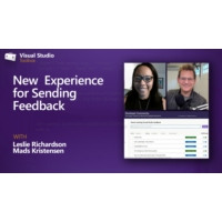 Logo du podcast New Experience for Sending Feedback | Visual Studio Toolbox