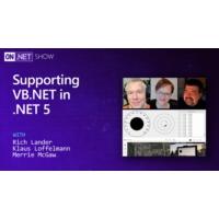 Logo du podcast Supporting VB.NET in .NET 5   On .NET