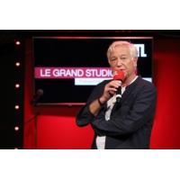Logo of the podcast LE GRAND STUDIO HUMOUR 20/10/18 REGIS MAILHOT- CONSTANCE