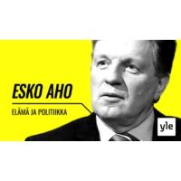 Logo of the podcast Elämä ja politiikka: Esko Aho