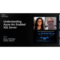 Logo of the podcast Understanding Azure Arc Enabled SQL Server | Data Exposed