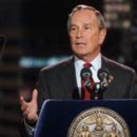 Logo du podcast The Many Iterations of Michael Bloomberg, C.E.O., Mayor, and Presidential Hopeful