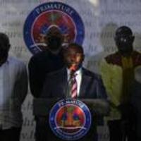 Logo du podcast Haiti Struggles in the Aftermath of President Jovenel Moïse's Assassination 2021-07-12