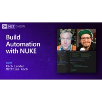 Logo du podcast Build Automation with NUKE | On .NET