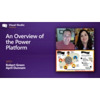 Logo of the podcast An Overview of the Power Platform | Visual Studio Toolbox