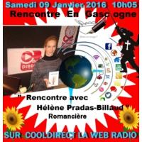 Logo du podcast Rencontre en Gascogne H Pradas   suite  et Fin