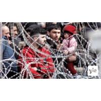 Logo du podcast Pakolaispolitiikka kulkee kriisistä toiseen
