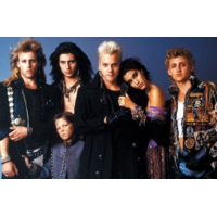 Logo of the podcast #87: The Lost Boys