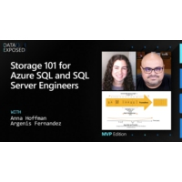 Logo du podcast Storage 101 for Azure SQL and SQL Server Engineers | Data Exposed