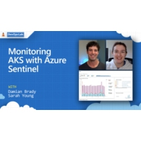 Logo of the podcast Monitoring AKS with Azure Sentinel | The DevOps Lab