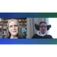 Logo of the podcast Watch: Amy Goodman Interviews Ady Barkan About Exploitative Nature of For-Profit Healthcare