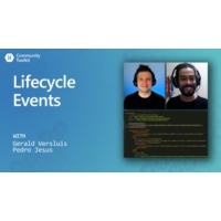 Logo du podcast Lifecycle Events (Xamarin Community Toolkit) | The Xamarin Show