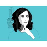 """Logo du podcast Fernanda Torres: """"Os meus momentos de glória são muito parecidos com os meus fracassos"""""""