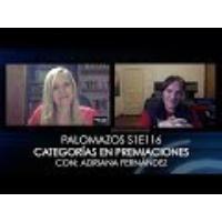Logo du podcast Palomazos S1E116 - Categorías en Premiaciones