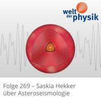 Logo of the podcast Folge 269 – Asteroseismologie