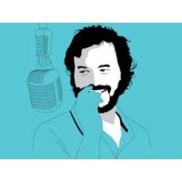 """Logo du podcast Benjamim: """"Não procuro a fama, o sucesso. Não ando a correr atrás de visualizações, nem de ser a gr…"""
