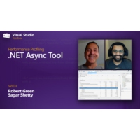 Logo of the podcast Performance Profiling | .NET Async Tool | Visual Studio Toolbox