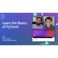Logo du podcast Learn the Basics of PyTorch | AI Show