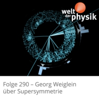Logo of the podcast Folge 290 – Supersymmetrie