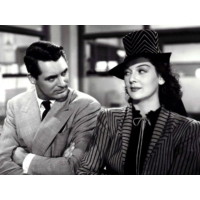 Logo of the podcast #33: His Girl Friday