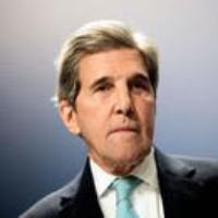 Logo of the podcast John Kerry on the Battle Against Climate Change
