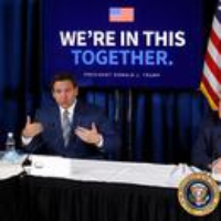 Logo du podcast Can Ron DeSantis Deliver a Victory in Florida to Donald Trump?