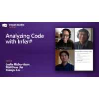 Logo of the podcast Analyzing Code with Infer# | Visual Studio Toolbox