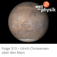Logo of the podcast Folge 313 – Mars
