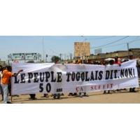 Logo of the podcast Togo: Tous unis contre le président