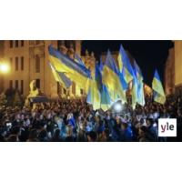 Logo du podcast Voiko uusi presidentti edistää rauhaa Ukrainassa?