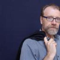 """Logo du podcast George Saunders Reads """"Elliott Spencer"""""""