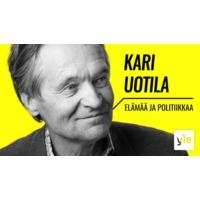 Logo of the podcast Elämä ja politiikka: Kari Uotila