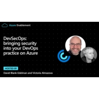 Logo du podcast DevSecOps: bringing security into your DevOps practice on Azure | Azure Enablement