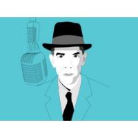 """Logo du podcast Jorge Molder: """"O tempo é o chefe do gangue, o tempo subverte o corpo, a vida, as verdades"""""""