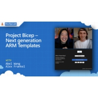 Logo of the podcast Project Bicep – Next generation ARM Templates | The DevOps Lab