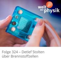 Logo du podcast Folge 324 – Brennstoffzellen