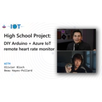 Logo of the podcast Not your usual High School project | Internet of Things Show