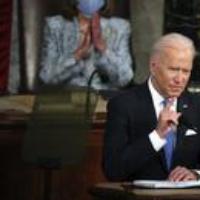 Logo du podcast President Joe Biden's First 100 Days 2021-04-30