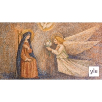 Logo of the podcast Kuinka tavallisesta juutalaisnaisesta, Mariasta, tuli Jumalan äiti, taivaan kuningatar ja ikuinen n…