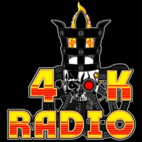 Logo of the podcast 40K Radio – Episode 70: You Don't Choose The Ork Life