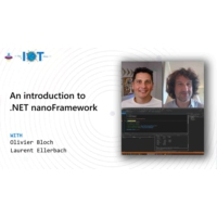 Logo of the podcast Introduction to .NET nanoFramework | Internet of Things Show