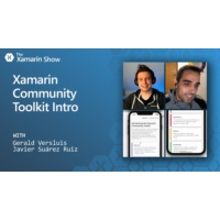 Logo of the podcast Introducing the Xamarin Community Toolkit | The Xamarin Show
