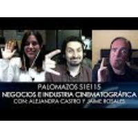 Logo du podcast Palomazos S1E115 - Negocios e Industria Cinematográfica en México