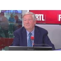 """Logo of the podcast Élections européennes : """"2019, l'année de tous les dangers"""", prévient Duhamel"""